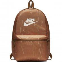 Nike Heritage Backpack hnědá Jednotná