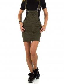 Dámská sukně s kšandami Daysie Jeans