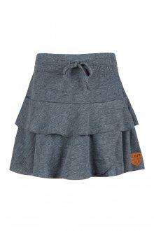 Sam 73 Dívčí sukně s potiskem Sam 73 modrá tmavá 116