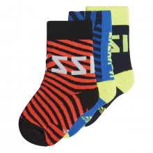 adidas Messi Kids Sock červená 19-22