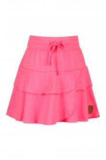 Sam 73 Dívčí sukně s potiskem Sam 73 růžová světlá 128