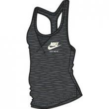 Nike W Nsw Gym Vntg Tank šedá S