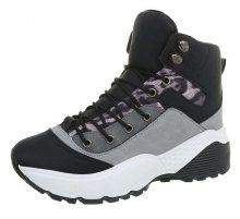 Dámské stylové botasky