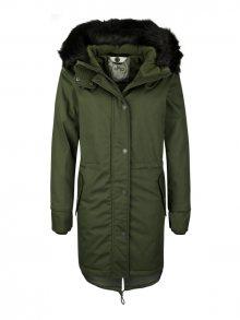 MyMo Dámský kabát 23934968_oliv\n\n