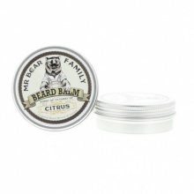 Mr. Bear Balzám na vousy Citrus (Beard Balm) 60 ml