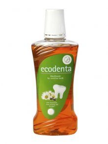 Ecodenta Ústní voda pro citlivé zuby, 480 ml\n\n