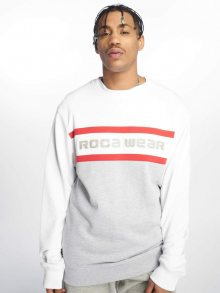 Jumper Stripes in grey M