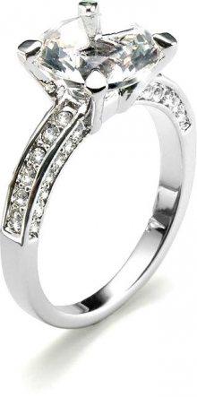 Oliver Weber Zásnubní prsten Princess 2458-001 M (53 - 55 mm)