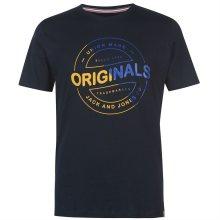 Pánské stylové tričko Jack And Jones