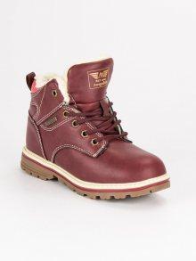 ARRIGO Dětská kotníčková obuv C7371WI.R