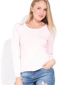 CACHEMIRE FRANCAIS Dámský svetr s kašmírem\n\n