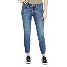 Guess Dámské kalhoty Lillie Raw-Hem Ankle Jeans 28