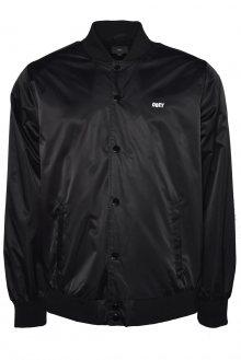 OBEY Obey Bunda Creeper Graphic Jacket Black