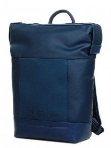 Calvin Klein modrý batoh Caillou Backpack