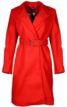 Smashed Lemon Dámský kabát Red 18779 M