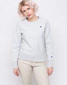 Champion Crewneck Sweatshirt Light Grey M