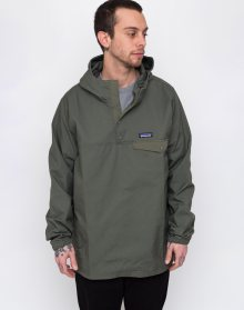 Patagonia Maple Grove Snap-T Pullover Industrial Green M