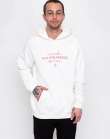 Makia District Hooded Sweatshirt White S