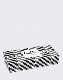 Happy Socks Seasonal Black & White Gift Box XBLW09-9100 41-46