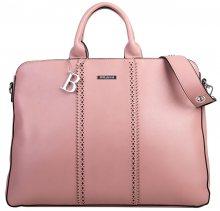 Bulaggi Elegantní kabelka Laurie laptop 30695 Pastel pink