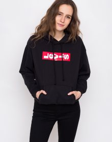 Levi´s® Graphic Unbasic Hoodie Black L