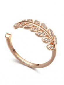 Gold Silver Dámský prsten\n\n