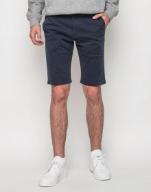 Knowledge Cotton Stretch Chino Shorts Total Eclipse 32