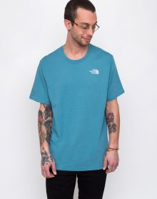 The North Face Red Box Tee Storm Blue L