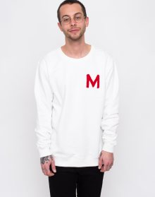 Makia Mono Sweatshirt White S