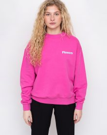 Loreak Flowers Fat Sweat Fuchsia M