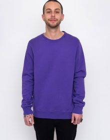 Colorful Standard Clasic Organic Crew Ultra Violet L