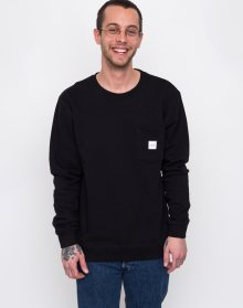 Makia Square Pocket Sweatshirt Black S