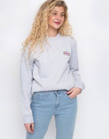 Stüssy Oval Ash Heather S