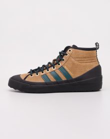 adidas Originals Matchcourt High RX3 Raw Desert/ Noble Green/ Black 40,5