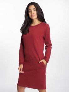 Šaty červená L