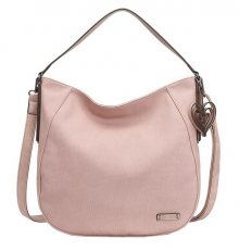 Tamaris Kabelka Adina Hobo Bag L 3033191-590 Rose Comb.