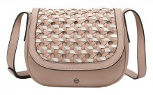 Tamaris Kabelka Myrta Crossbody Bag 3054191-209 Nude Comb