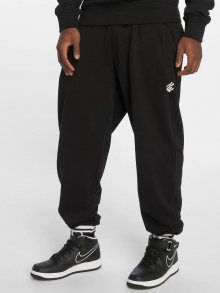 Sweat Pant Block in black M