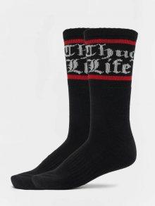 Ponožky černá 39-42