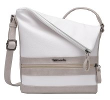 Tamaris Crossbody kabelka Smirne Hobo Bag 2931191-197 White Comb