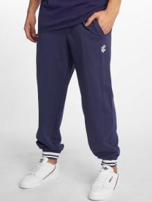 Sweat Pant Block in blue M
