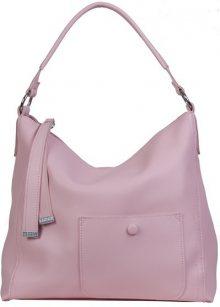Bulaggi Elegantní kabelka Alexis Hobo 50066 Pastel pink