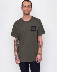 The North Face Fine Tee New Taupe Green L