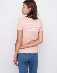 Vans Full Patch Crew Rose Cloud XS
