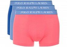 Boxerky 3 ks Polo Ralph Lauren | Modrá Růžová | Pánské | S