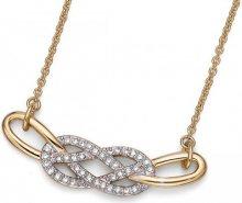 Oliver Weber Pozlacený náhrdelník Beach West 11699