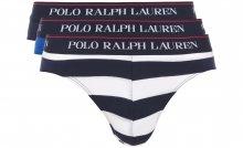 Slipy 3 ks Polo Ralph Lauren | Modrá Bílá | Pánské | S