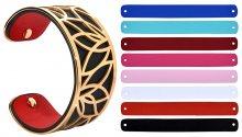 Troli Ocelový náramek s vyměnitelnými barvami 31 mm X.
