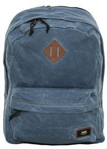 VANS Pánský batoh Old Skool Plus Backpack Bluestone VN0002TMJCN1