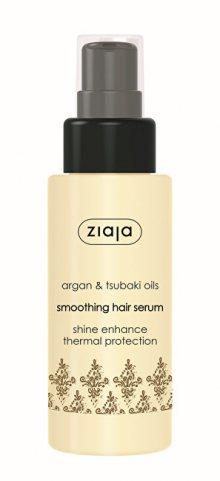 Ziaja Vyhlazující sérum pro suché a poškozené vlasy Argan & Tsubaki Oils 50 ml
